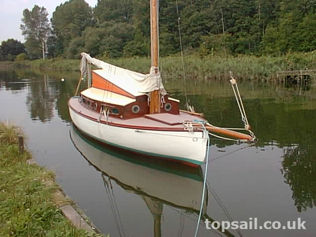 Broads Sailing Cruiser