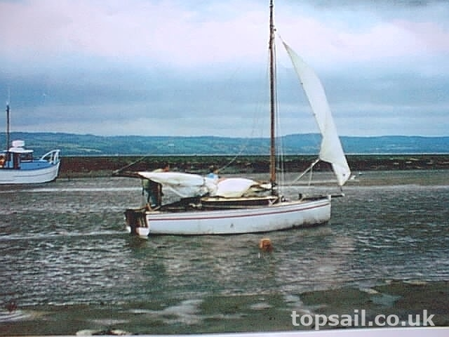 3 Ton Gaff Rigged Sloop