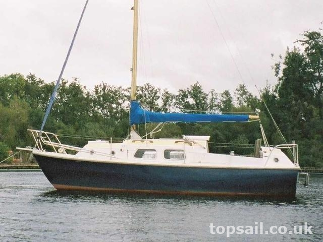 Westerly Chieftain 26