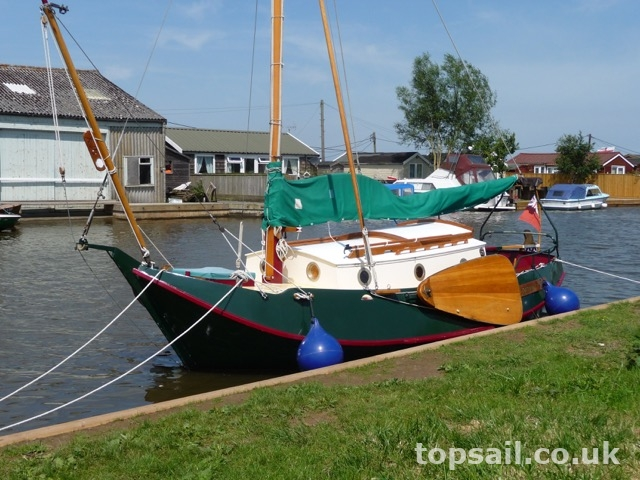 Dutch Gipon Grundel Steel Yacht